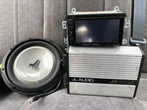 Pioneer Touchscreen Display with sound system for Sale in Chino, CA