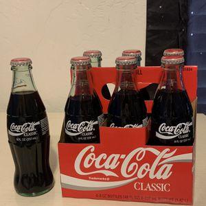 Coca-Cola Super Bowl XXX Bottles And Phoenix Suns Bottle for Sale in Glendale, AZ