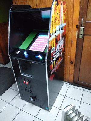Arcade machine 60 in 1 Ms Pac-Man for Sale in East Hartford, CT