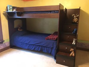 Bunk Beds by Berg Furniture Made in USA for Sale in Valley View, OH