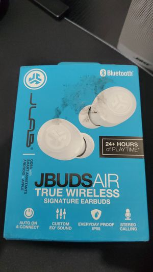 2 jbuds air true wireless earbuds for Sale in Glendale, AZ