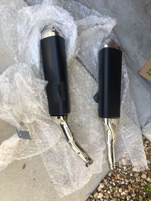 2014 hayabusa exhaust brand new never use. for Sale in Riverview, FL