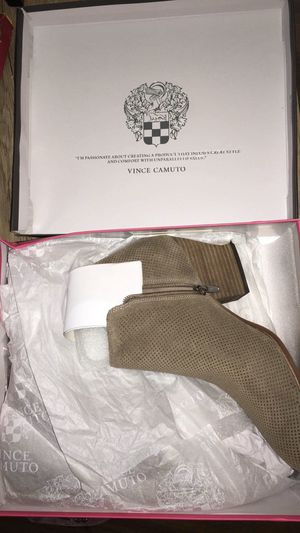 Vince Camuto Nethera Perforated Bootie for Sale in Chicago, IL