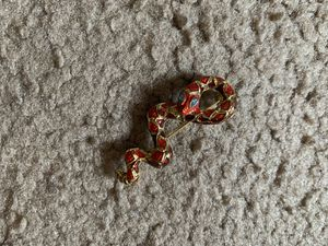 Snake brooch for Sale in Los Angeles, CA
