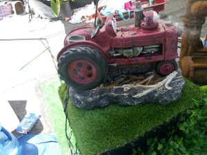 Tractor fountain for Sale in Thousand Oaks, CA