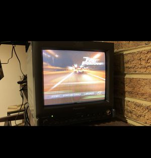 """Panasonic 9"""" PVM Broadcast monitor for Sale in Silver Spring, MD"""