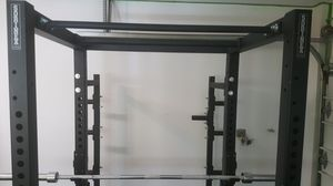 Sorinex Dark Horse weight rack/full cage for Sale in Chicago, IL