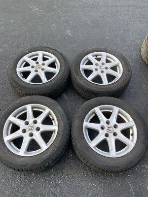 Rims 16 honda 5 lugs 114.3 mm for Sale in Davie, FL