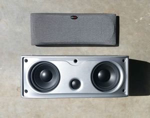 POLK Audio center channel / speaker for Sale in Surprise, AZ