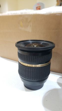 Tamron 10-24mm for Nikon for Sale in Chicago,  IL