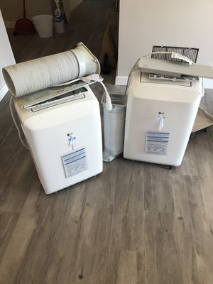 LG 8000 btu portable ac unit - 2 available for Sale in Boca Raton, FL