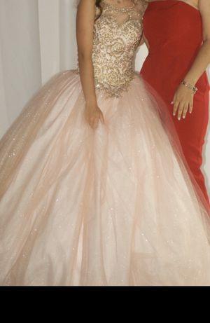beautiful pink quinceanera dress for Sale in Doraville, GA