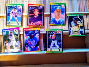 Big box of baseball cards for Sale in Seattle, WA