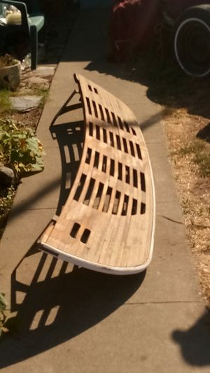 Chris Craft swim boat deck in good shape for Sale in Antioch, CA