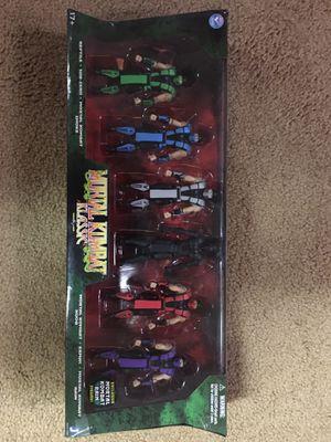 Mortal Kombat ninja toy set for Sale in Kirkland, WA