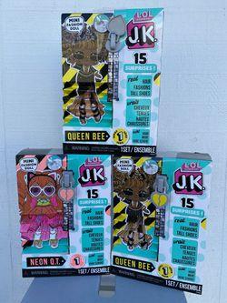 L.O.L. Mini Fashion Dolls $20 Each for Sale in Hayward,  CA