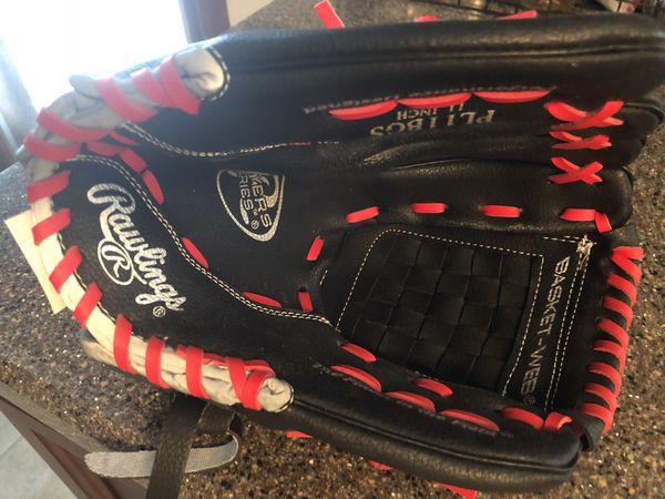 Boys Baseball Glove (left-hander)