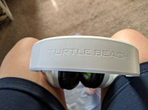 Turtle Beach Stealth 600 White Gaming Headset for Xbox One S for Sale in Cleveland, OH