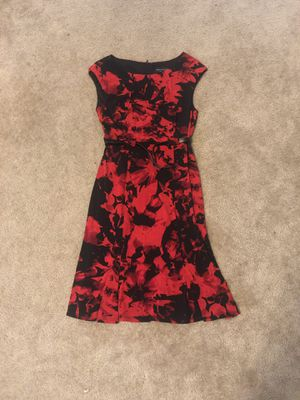 Red & black dress for Sale in Redwood City, CA