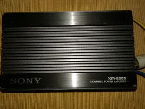 Sony XM - 2020, 2-channel Channel power amplifier for Sale in Tacoma, WA