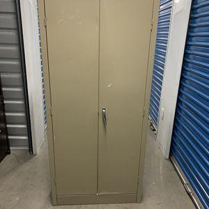 Metal Storage Cabinet for Sale in El Segundo, CA