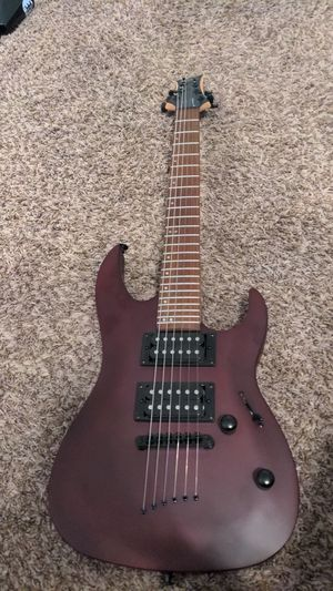 Mitchell MM100 mini double cutaway electric guitar for Sale in Arlington, TX