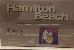 Hamilton Beach prep star food processor for Sale in Humble, TX