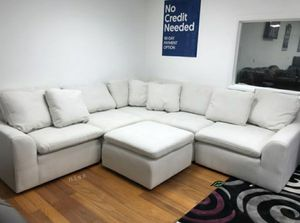 Special for Black Friday ‼ SALES Olsberg Steel LAF Sectional 294 for Sale in Columbia, MD