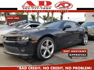 15 Chevy Camaro☎️ for Sale in Whittier, CA