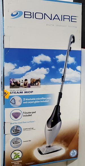 Bionare Steam Mop NEW for Sale in Canton, OH