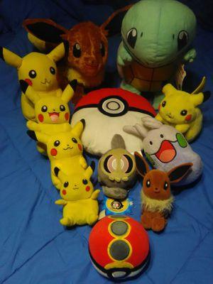 Pokemon Plushies & Beanies for Sale in Tacoma, WA