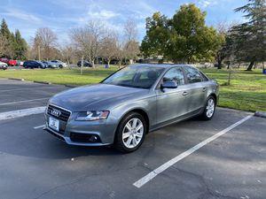 2012 Audi A4 for Sale in Sacramento, CA