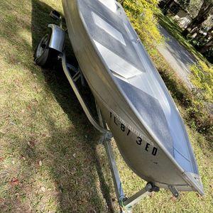Jon Boat, Aluminum Boat for Sale in Dade City, FL