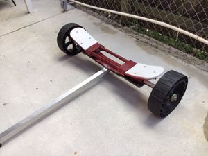 HOBIE PRO ANGLER KAYAK HAND TRAILER / CART . WILL FIT HOBIE PA 12 and PA14 . for Sale in Miami, FL