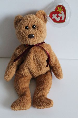 """1996 """"Curly"""" Bear TY Beanie Baby for Sale in Columbus, OH"""