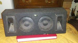 Road master sub woofer box speaker for Sale in St. Louis, MO