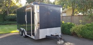 14x8.5 Enclosed Cargo Trailer - Heavy Duty for Sale in Portland, OR