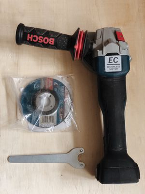 Bosch brushless 18v Grinder TOOL ONLY for Sale in Lombard, IL