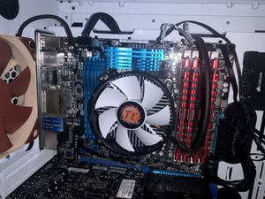 MotherBoard + CPU + CPU Cooler + Ram (Specs In Description) for Sale in Hialeah, FL