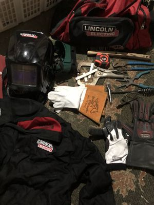 Lincoln Welding Kit for Sale in Barberton, OH