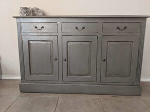 Console table/Entertainment center for Sale in Austin, TX