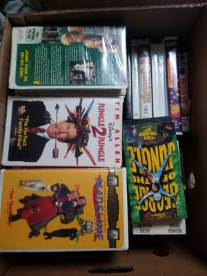 Various DVD VHS movies for Sale in Coventry, RI