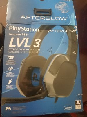 Afterglow gaming headset for Sale in Glendale, AZ