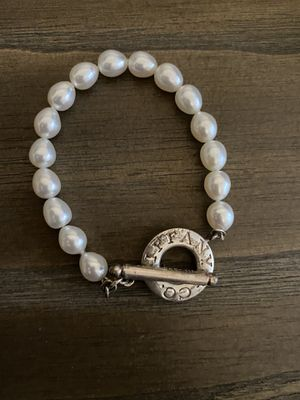 Tiffany & co. Pearl toggle bracelet for Sale in Rancho Cucamonga, CA