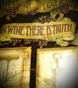 Wine Decor Set Hangings for Sale in Madison Heights,  VA