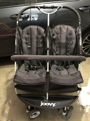 Joovy double stroller for Sale in Columbia, TN