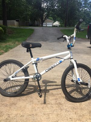 CG Bike Co. VIRUS (BMX/FREESTYLE version) for Sale in Norcross, GA