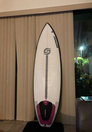 Skinner Surfboards 5'8 mullet run surfboard for Sale in Miami, FL