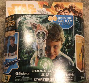 Star Wars Force Link 2.0 Starter Set for Sale in Rensselaer, NY