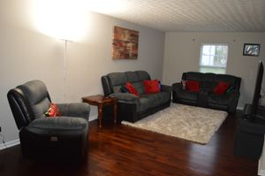Reclining Sofa, Reclining Loveseat and Powered Recliner for Sale in Etna, OH
